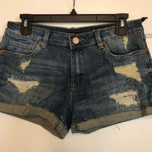 Blank NYC denim shorts Size 27